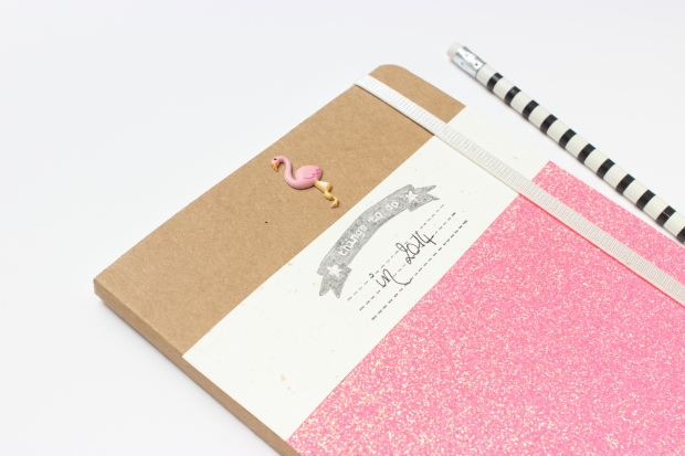 Diy un carnet things to do so girly - Diy carnet personnalise ...